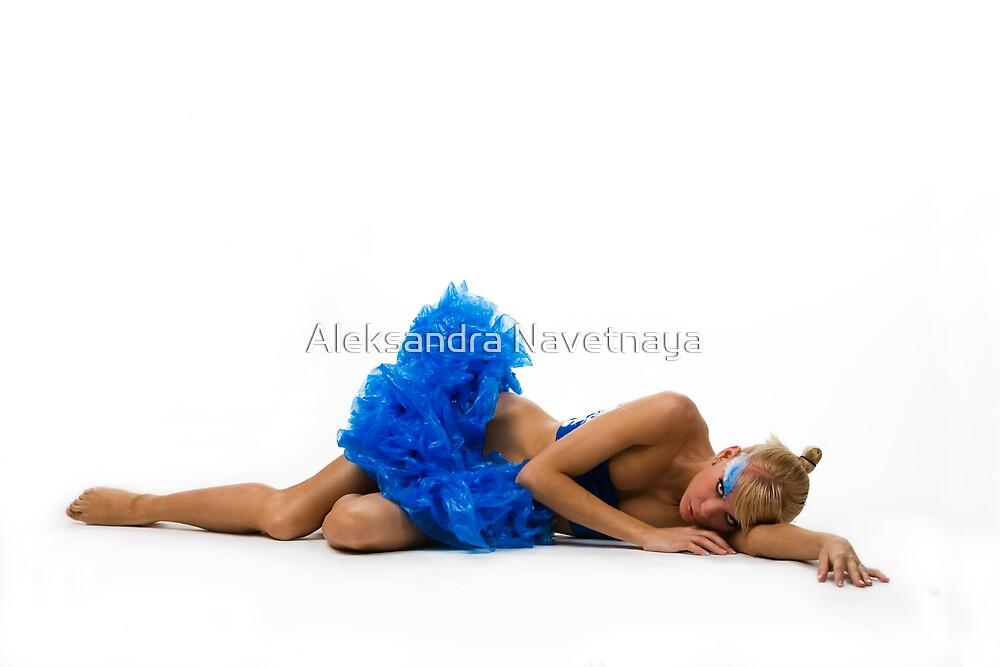 Ballet Fantasy by Aleksandra Navetnaya