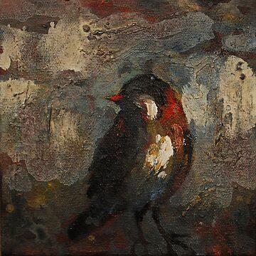 bird 04 by manik