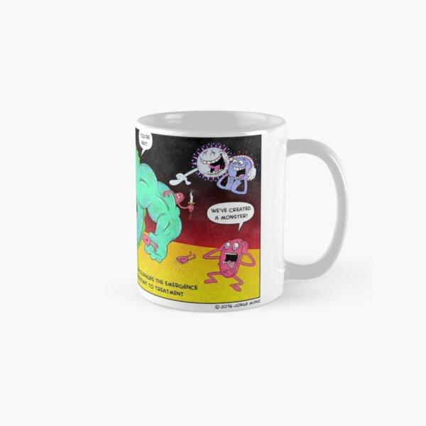 Overprescribing Antibiotics Classic Mug