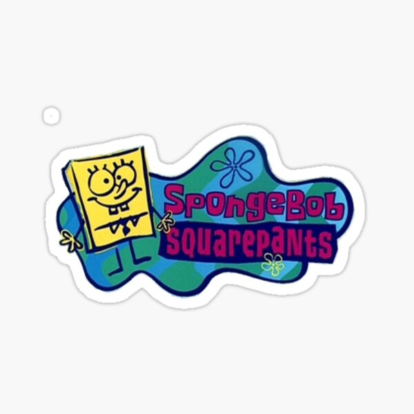 Spongebob Squarepants Sticker