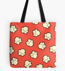 Popcorn Pattern Tote Bag