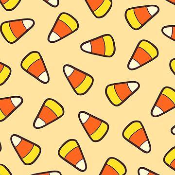 Süßigkeits-Mais-Muster von evannave