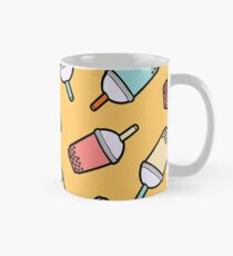Bubble Tea Pattern Mug