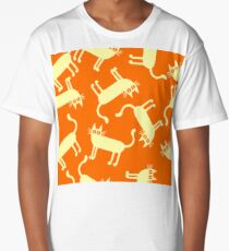 cats Long T-Shirt
