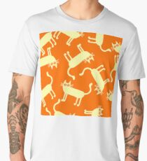 cats Men's Premium T-Shirt