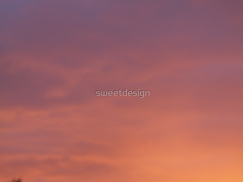 Sunrise Clouds by sweetdesign