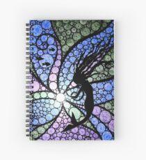 Mermaid in the Ocean Spiral Notebook