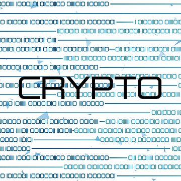 Crypto Blue by HunGARE