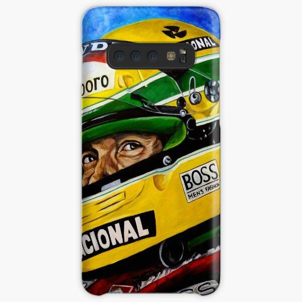 Ayrton Senna The Best  Funda rígida para Samsung Galaxy