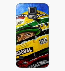 Ayrton Senna The Best  Case/Skin for Samsung Galaxy