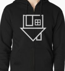 The Neighbourhood Shirts, Pillows, Cases, Posters THE NBHD Zipped Hoodie