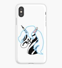 Regular Zebracorn (No text!) iPhone Case/Skin