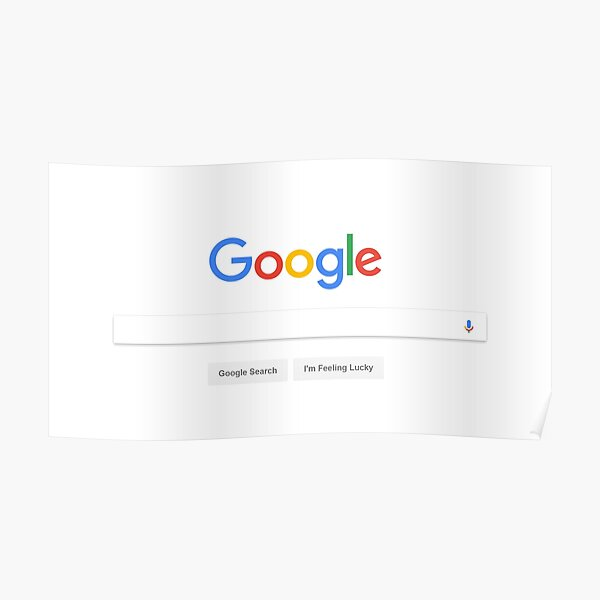 google search Poster