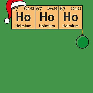 Chemistry Christmas by destinysagent