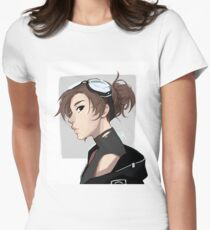 Girl with the Goggles T-Shirt