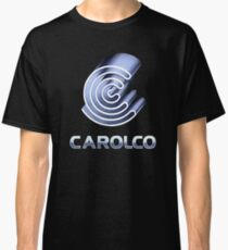 CAROLCO PICTURES Tshirt - Defunct Company Logo - Movie Company Tshirt - Film Buff Tshirt - Cheesy Movie Tshirt Classic T-Shirt