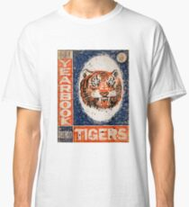 Distressed Detroit Tiger Yearbook 1964 Classic T-Shirt