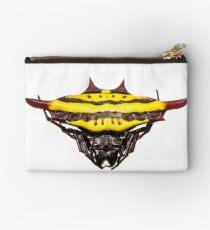 Spiny orb weaver (Gasteracantha cf. diadesmia) Studio Pouch