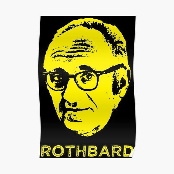 Rothbardian Ancap Poster