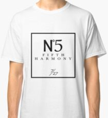 Fifth Harmony - 7/27 Tour Official merch #5 Classic T-Shirt