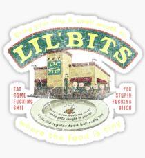 Lil' Bits (Rick and Morty) Sticker