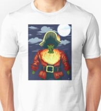Zombie Ghost Pirate LeChuck T-Shirt