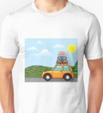 Hippy travel Unisex T-Shirt