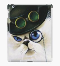 Miss. Kitty Bartholomew iPad Case/Skin