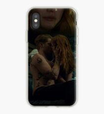 Clace Kissing  iPhone Case