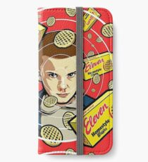 Stranger Things Eleven iPhone Wallet/Case/Skin