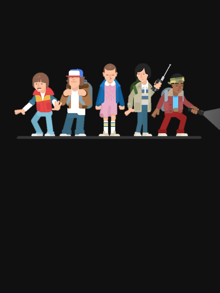 Stranger Things by mostlytank