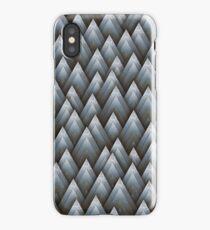 Metal Mountain Range iPhone Case/Skin