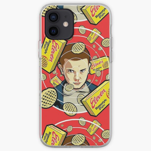 Stranger Things Eleven iPhone Soft Case