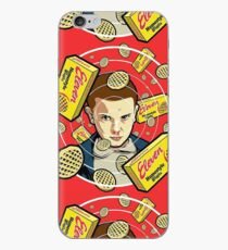 Vinilo o funda para iPhone Stranger Things Eleven