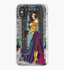Warrior Woman iPhone Case