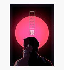 Blade Runner 2049 Photographic Print