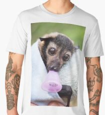 Orphan Spectacled Flying Fox Men's Premium T-Shirt