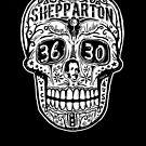 Shepp skull by tank
