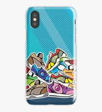 Pile Of Sneakers iPhone Case/Skin