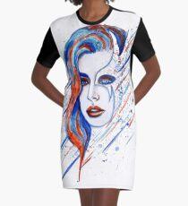 Fantasy Gefängnis T-Shirt Kleid