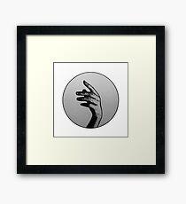 The Hands Framed Print