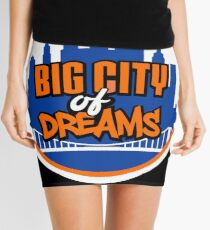 Big City of Dreams Mini Skirt