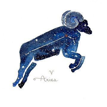 Aries 1 by myartjourney
