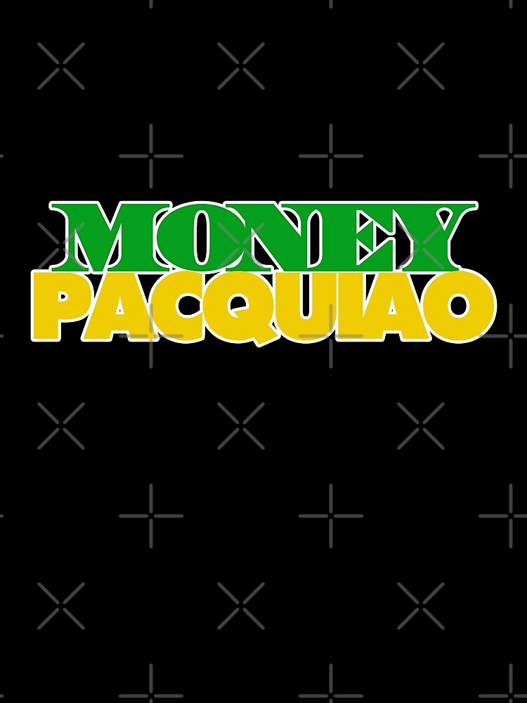Money Pacquiao by themarvdesigns
