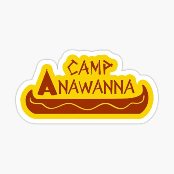 Camp Anawanna Sticker