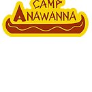 Camp Anawanna by themarvdesigns