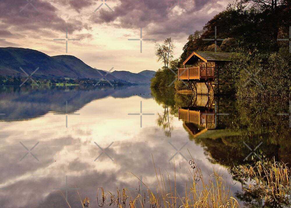 Ullswater Boathouse  by AJ Airey