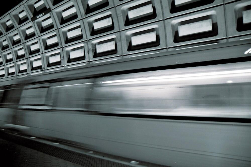 Underground is running by viba