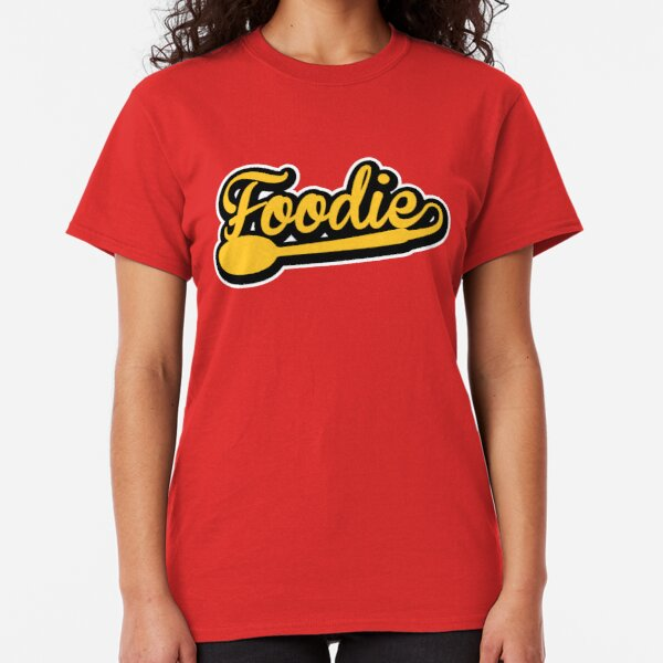 Team Foodie Classic T-Shirt