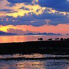 Sunset, Koh Lanta, Thailand by Tamara Travers